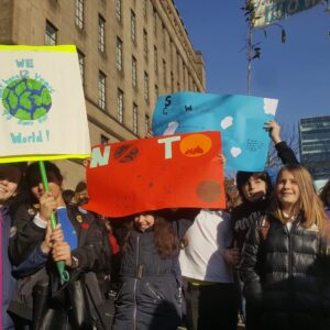 School's Out For Climate Strikes