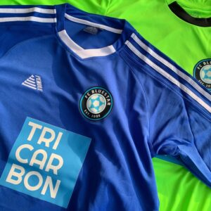 Tricarbon Teams Up With FC Bluestar
