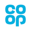 Co Op Blue Logo On White
